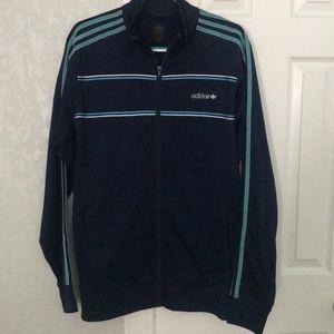 Adidas Track Jacket, XL